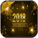 Happy New Year GIF -2018 by Ketch Me Studio