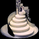Wedding Cake Design by nitasya