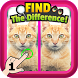 Find the difference games : Photo compare