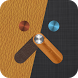 Slash/Dots. - Cut & Bump ! Physics Puzzle Game by mishishishippi