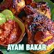 Aneka Resep Ayam Bakar by Muslim Ramadan