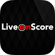 LiveonScore - Live Scores, Sport Live News