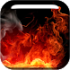 Fire Screen Live Wallpaper by DreamyWakeboard