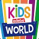 KIDS World - Juegos para niños by Edebé