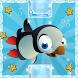 Penguin Swim by Work Dreams Labs