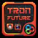 Torn Future Go Launcher Theme by ZT.art