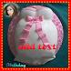 Birthday cake photo frame by Photo frame intira
