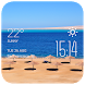 Sohag weather widget/clock by Widget Dev Studio