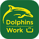 DolphinsWork by Purple Briefcase Inc.