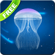 Jellyfish Live Wallpaper Free by Blazing Byte