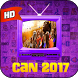 CAN 2017 Live TV by Remote Control Team