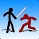 Stickman Fight clicker by Cyber Pony Games