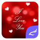 Heart CM Launcher theme by CM Themes