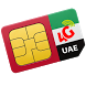 4G Data Plan United Arab Emirates