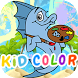 Kid Color by F Faster Game Studio