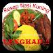 Resep Nasi Kuning Lengkap by Khanza SP
