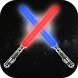 Lightsaber simulator by Agaco Apps