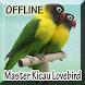 Master Kicau Burung Lovebird by Big Emo Labs