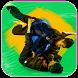 BJJ (Brazilian Jiu Jitsu) by bernarddublin