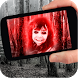 Ghost detector scary camera by Little Unicorn Games