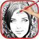رسم صورتك بقلم الرصاص (جديد) by soula developer