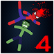 Stickman Warriors 4 Onling Mode Epic Fight by Stickman warrior game