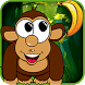 Jungle monkey run by Tchoko Apps