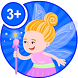 Kids Fairytale Princess Domino by Preschool & Kindergarten Learning Kids Games