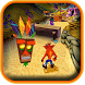 Bandicoot Adventures In Jungle by B.APP4YOU