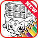 Learn to Draw for Shopkins Fans by New Best Coloring Drawing Inc.