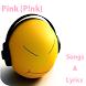 Pink (P!nk) Songs & Lyrics by andoappsLTD