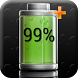 Battery Widget+ (% Indicator) by M2Catalyst, LLC.