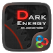 Dark Energy GO Launcher Theme by ZT.art