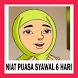 Niat Puasa Syawal by JBD Kudus Studio