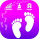 Pedometer Step Counter by Riseup Team Tech