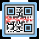 QR Code Scanner with Visuals by Hans Fouche