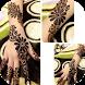 Beautiful Mehndi Design by Crolap