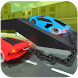Chained Cars Racing Stunts by Action Uni
