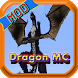 Dragon Mod MCPE Guide by MMR 8000