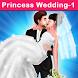 Princess Wedding Bride Part 1 by GameiMake