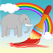 Coloring Book Wild Animals by Android Gems 3