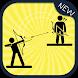 Stickman Archer VS Archer