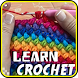 LEARN CROCHET by matiaplicacionesgraciosas