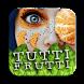 Tutti Frutti 15-Puzzle Free by Blue Pixel
