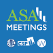 ASA Meetings by CrowdCompass by Cvent