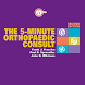 5 Minute Orthopaedic Consult - Rapid Consultation by Skyscape Medpresso Inc