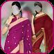 Women Saree Photo Suit by Photo Suit Collection