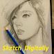 Sketch Digitally by Nirmal Chaulagain