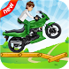 Ben Motorbike 10 by hot-games-baby