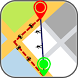 Places Route Finder by Kashiapps